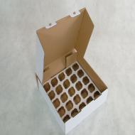 CUPCAKE 40x40x12cm - Polibox Embalagens