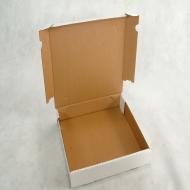 CAIXA PARA SALGADOS 31x30x5,5cm - Polibox Embalagens