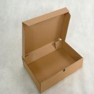 CAIXA PARA SALGADOS 40x27x7cm - Polibox Embalagens