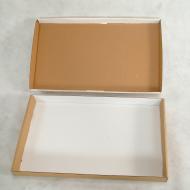 CAIXA PARA SALGADOS 49x38x6cm - Polibox Embalagens