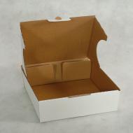 CAIXA PARA BOLO 23x23x10cm - Polibox Embalagens