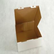 CAIXA PARA BOLO 33x33x12cm - Polibox Embalagens
