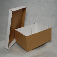CAIXA DE BOLO 45x37x15,5cm - Polibox Embalagens