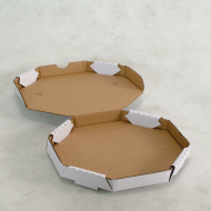 CAIXA DE PIZZA MINI 20cm. - Polibox Embalagens