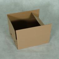 CAIXA DE TRANSPORTE 30X27X17,5 cm  - Polibox Embalagens