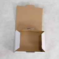 CAIXA PARA DOCE 21x21x6cm - Polibox Embalagens