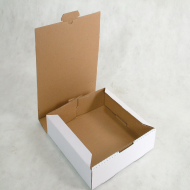 CAIXA PARA DOCE 27x26x6cm - Polibox Embalagens