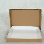 CAIXA PARA DOCE 33x33x4cm - Polibox Embalagens